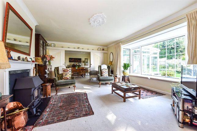 Sitting Room of Wepham, Arundel, West Sussex BN18
