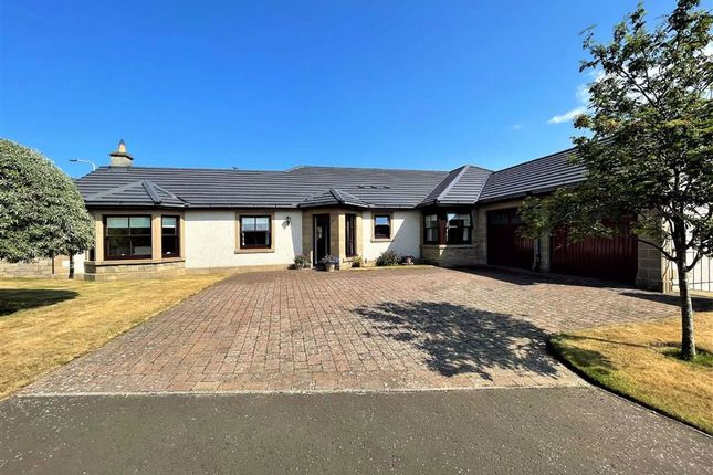 Thumbnail Detached bungalow for sale in 4, Kyle Gardens, St Andrews, Fife