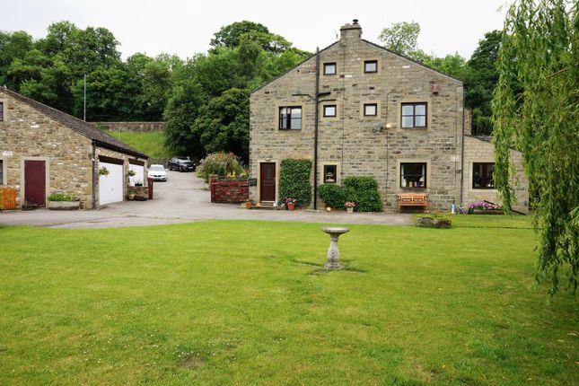 Thumbnail Barn conversion for sale in Keighley Road, Steeton