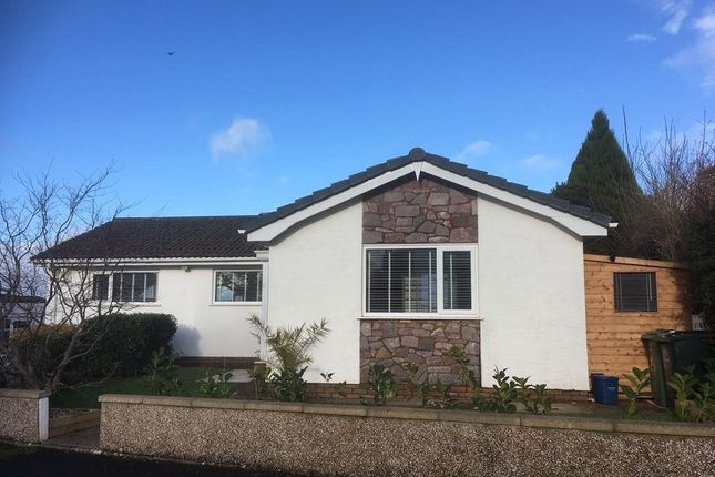 Thumbnail Detached bungalow for sale in Fluder Rise, Kingskerswell, Newton Abbot
