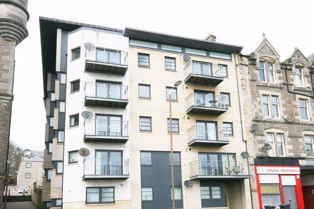 Thumbnail Flat to rent in Victoria Road, Dundee, Tayside