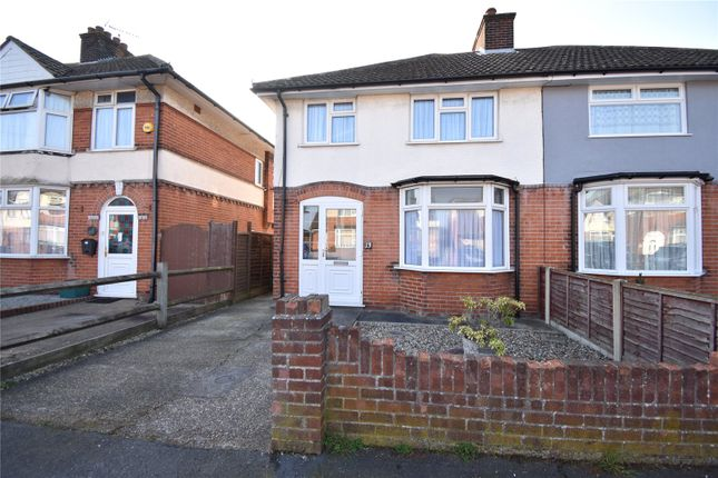 Semi-detached house for sale in Shaftesbury Avenue, Dovercourt Harwich, Essex