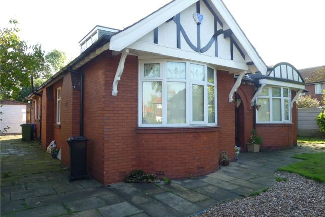 Thumbnail Detached bungalow to rent in Harrytown, Romiley, Stockport, Cheshire