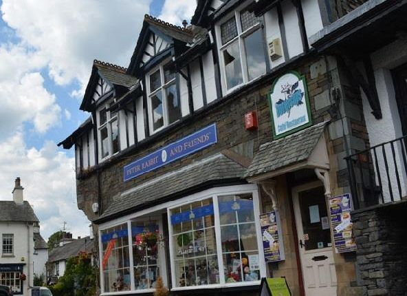Thumbnail Commercial property to let in Buttercups Cafe, Laburnun House, The Square, Hawkshead, Cumbria