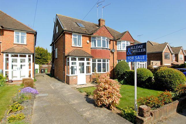 Thumbnail Semi-detached house for sale in Moorfield Road, Denham, Uxbridge