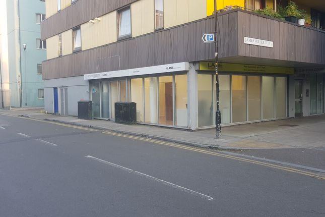Office for sale in Tarling Street, London