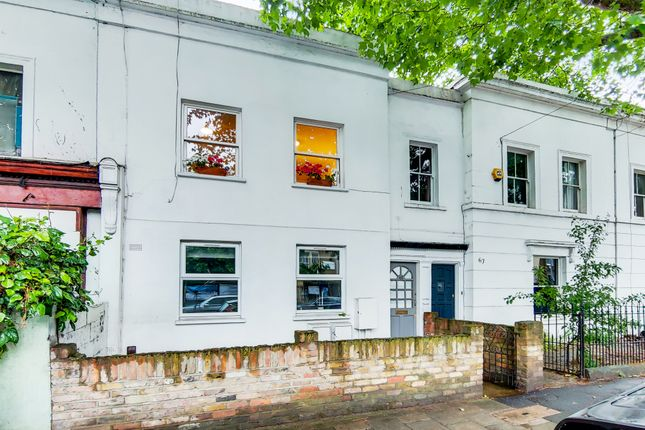 Thumbnail Flat for sale in Asylum Road, London