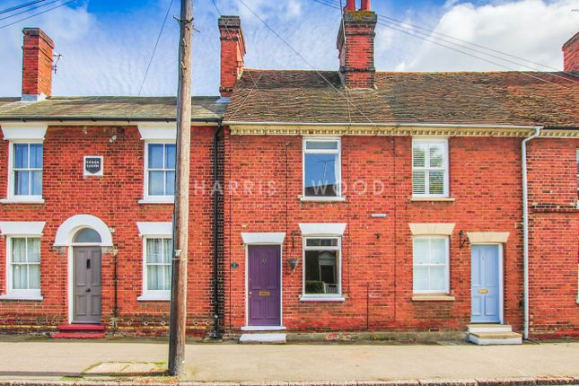 Thumbnail Cottage for sale in Ford Street, Aldham, Colchester