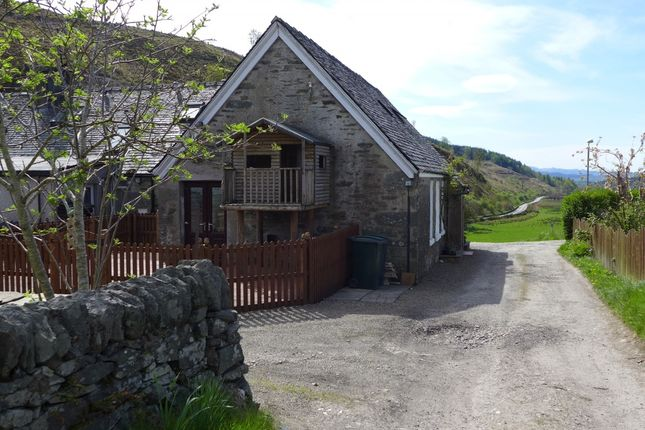 Thumbnail End terrace house for sale in 22 Kilmartin By, Lochgilphead