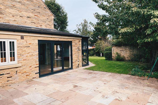 Side Patio Area of Chapelfield Lane, Thorpe Hesley, Rotherham S61
