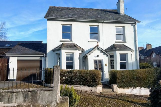 Thumbnail Detached house for sale in Pound Street, Moretonhampstead, Newton Abbot