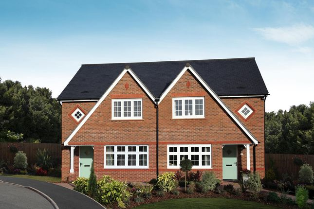 Thumbnail Semi-detached house for sale in Warren Grove, Shutterton Lane, Dawlish, Devon