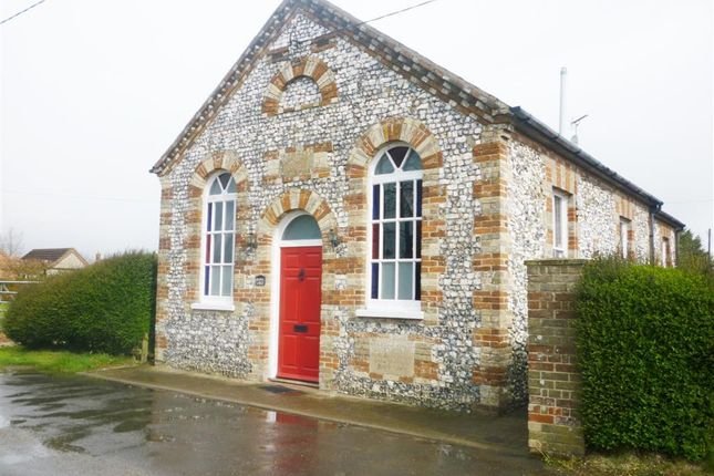 Thumbnail Property to rent in Chapel Lodge, North Street, Great Dunham