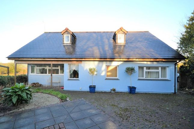 Thumbnail Detached House To Rent In Helstone Near Camelford Cornwall