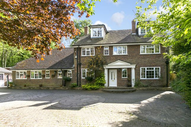 Thumbnail Detached house for sale in The Heath, East Malling, West Malling