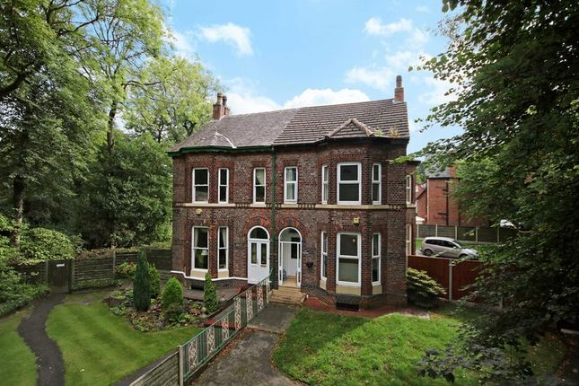 Thumbnail Semi-detached house for sale in Monton Road, Eccles, Manchester