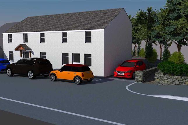 Thumbnail Semi-detached house for sale in Malltraeth, Bodorgan