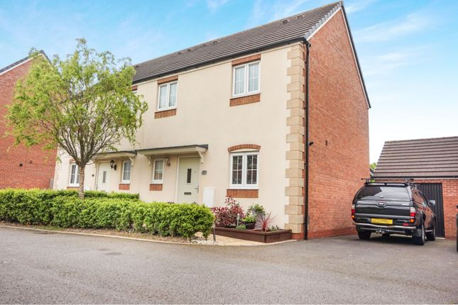Thumbnail Semi-detached house for sale in Dukes View, Telford