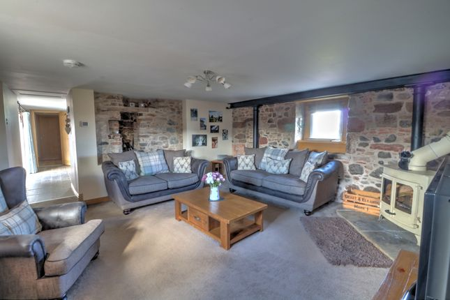 Thumbnail Cottage for sale in Logie Pert, Montrose