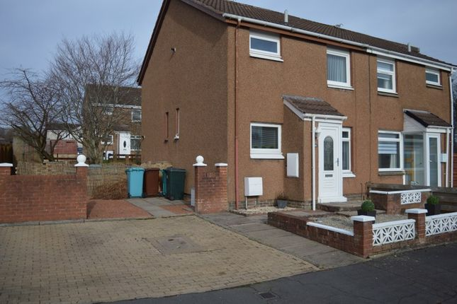 Thumbnail Semi-detached house for sale in Auchenlea Drive, Cleland
