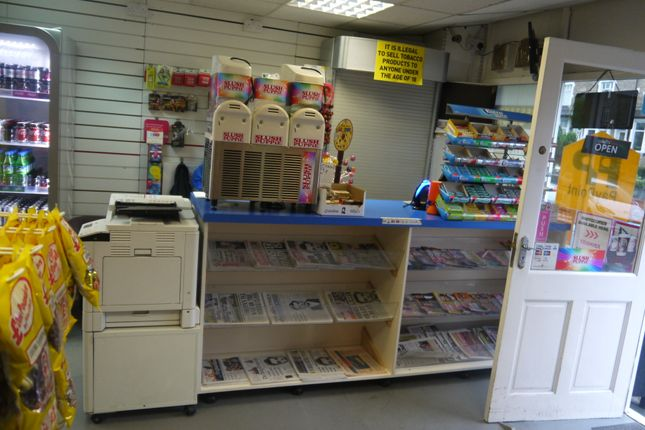 Thumbnail Retail premises for sale in Newsagents BD18, West Yorkshire