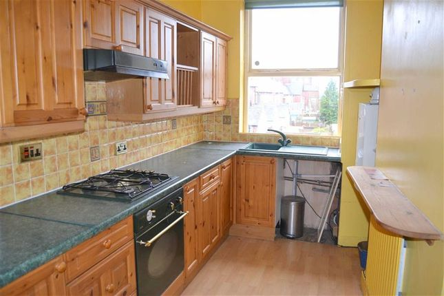 Thumbnail Flat to rent in Britannia Street, Leek