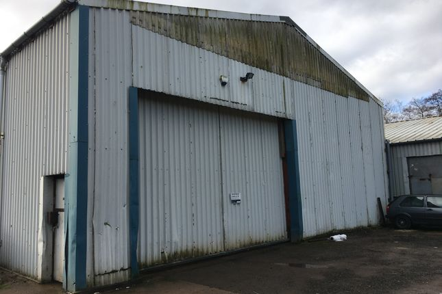 Thumbnail Industrial to let in Llantrisant, Usk
