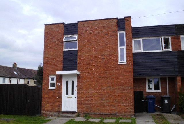 Thumbnail End terrace house to rent in Vinery Road, Cambridge
