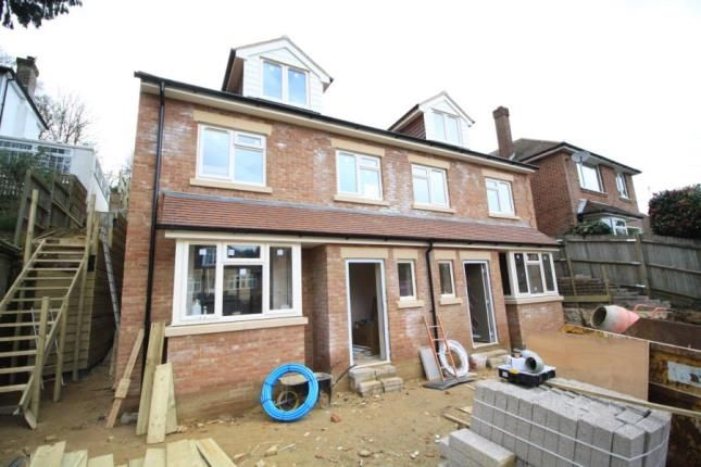 Thumbnail Semi-detached house for sale in Dell Road, Southampton