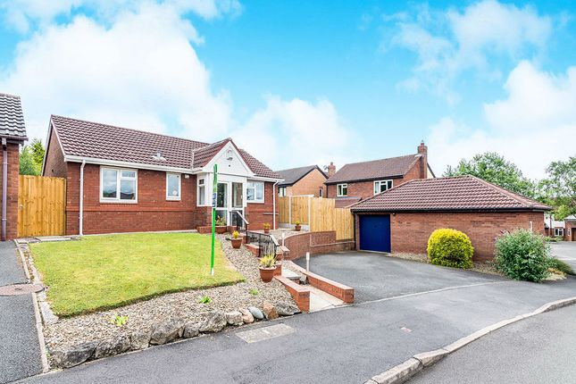 Thumbnail Bungalow for sale in Botfield Close, Randlay, Telford