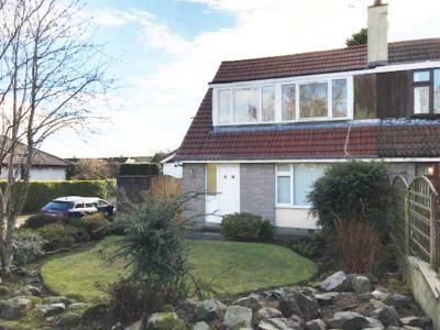 Thumbnail Semi-detached house to rent in 41 Binghill Road West, Milltimber