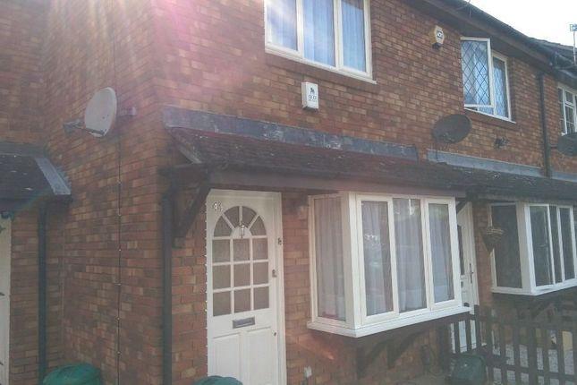 Thumbnail Detached house to rent in Hambeldon Close, Uxbridge