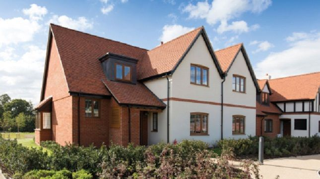 Thumbnail Cottage for sale in The Gloucester, Great Alne Park, Great Alne, Alcester, Warwickshire