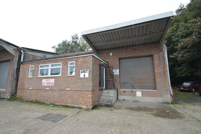 Thumbnail Light industrial for sale in Burgess Road, Hastings
