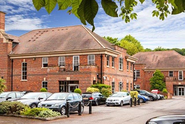 Office to let in Regus Business Centre, St Mary's Court, The Broadway, Amersham, Buckinghamshire