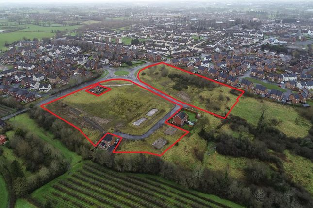 Thumbnail Land for sale in Lands At Ashton Hall, Loughgall Road, Portadown, County Armagh