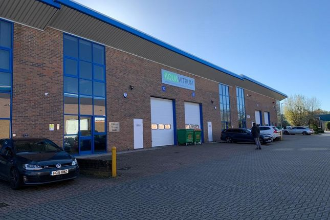 Thumbnail Industrial to let in Brickfield Trading Estate, Chandlers Ford