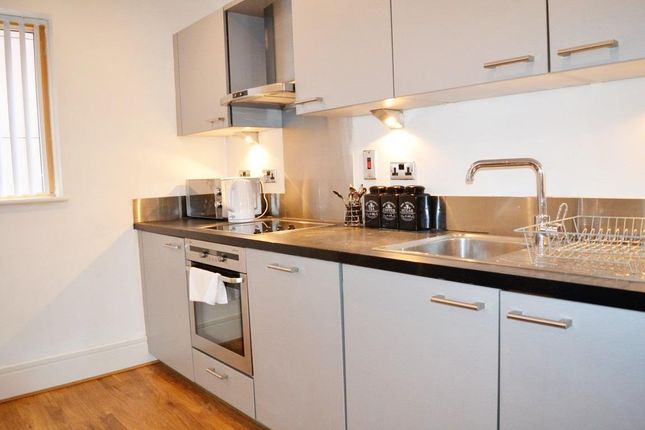 Thumbnail Flat to rent in Lockes Yard, Great Marlborough Street, City Centre