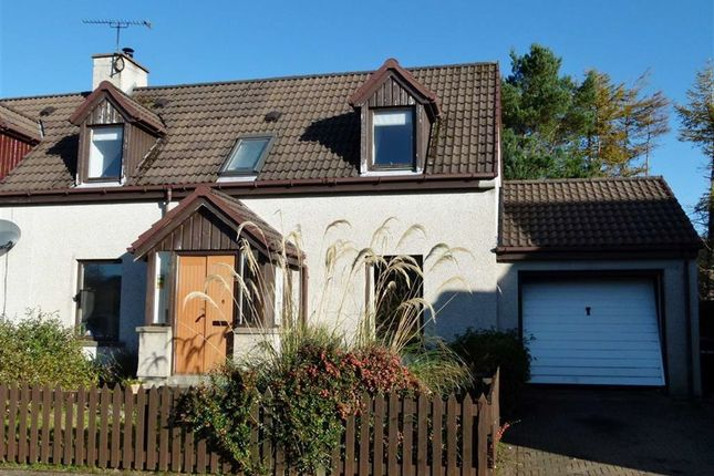 Thumbnail Semi-detached house for sale in 6, Vyner Place, Ullapool