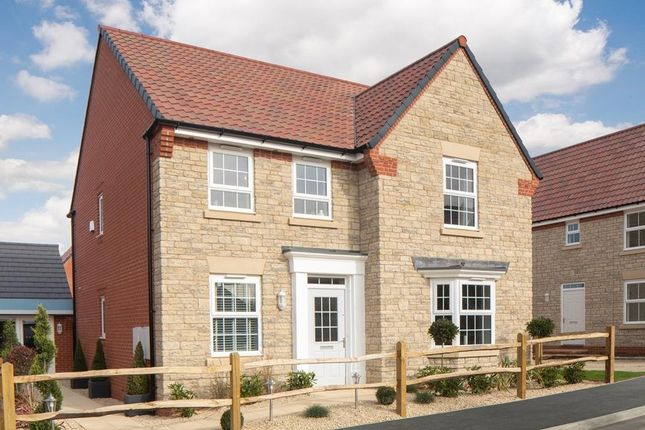"""Thumbnail Detached house for sale in """"Holden"""" at Oxford Road, Calne"""