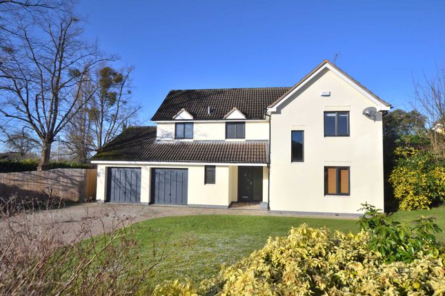 Thumbnail Detached house for sale in The Spinney, Cheltenham