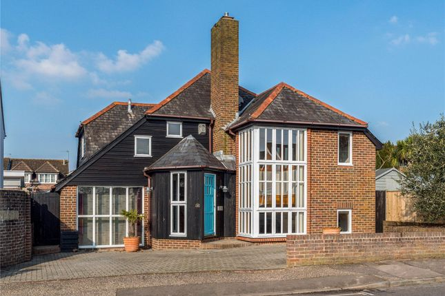 4 bed detached house for sale in Litten Terrace, Chichester, West Sussex