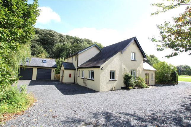 Thumbnail End terrace house for sale in Bush Green Cottage, Foxfield Road, Broughton-In-Furness, Cumbria