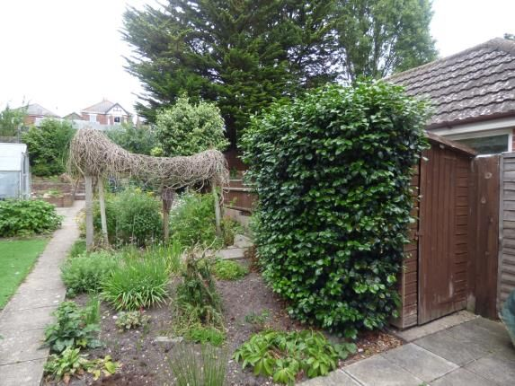 Garden of Maxwell Road, Winton, Bournemouth BH9