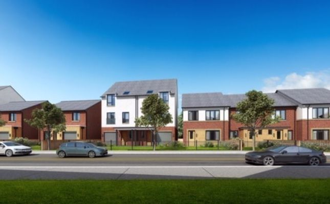 Thumbnail Land for sale in Park Road South, Middlesbrough