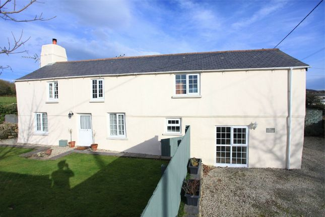Thumbnail Cottage for sale in Goonamarris, St Stephen, St Austell, Cornwall