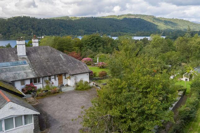 Thumbnail Semi-detached bungalow for sale in Bowfell Close, Middle Entrance Drive, Bowness-On-Windermere