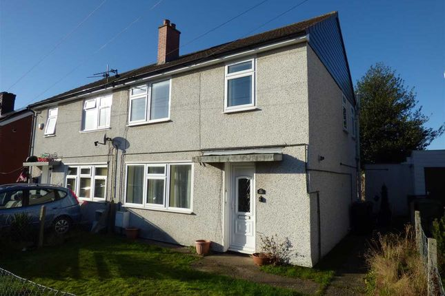 Thumbnail Semi-detached house to rent in King Alfreds Road, Sedbury, Chepstow