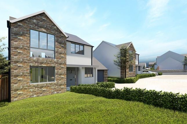4 bed detached house for sale in Florence Park, Florence Road, Callington, Cornwall PL17