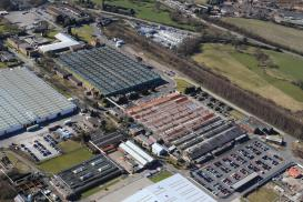 Industrial for sale in Radway Green, Radway Green, Crewe, Cheshire East